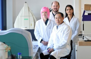 Dr Jun Wei, Senior Researcher and Team, Uni. Highlands and Islands